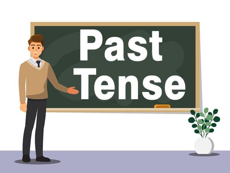 Learn-past-tense-Bangla