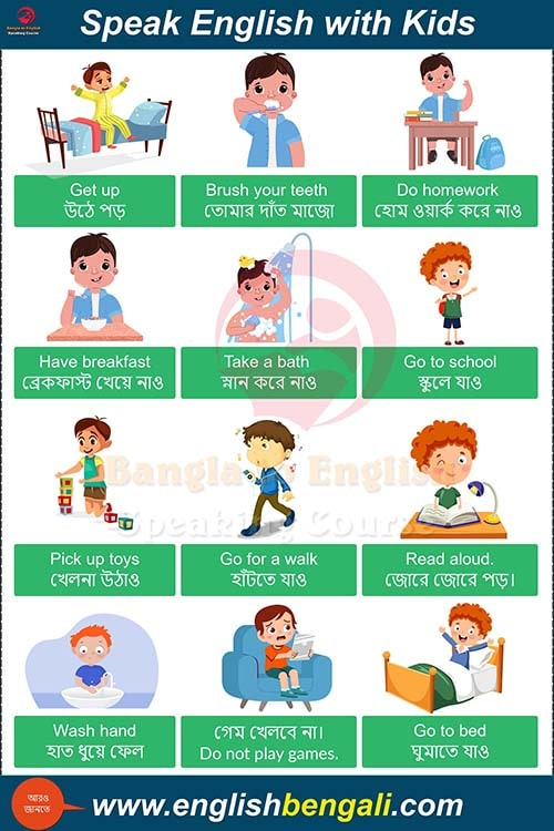 Speak English with Kids